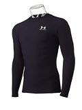 Under Armour ColdGear Crew Men's (Black)
