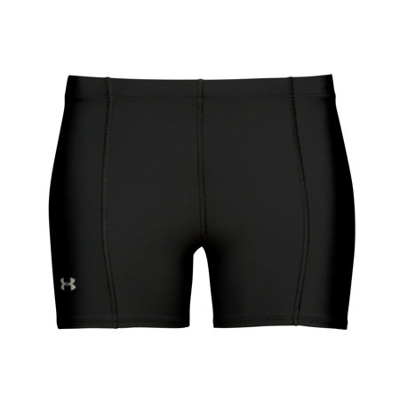 Under Armour Shorty Ultra Compression Shorts Women's (Black)