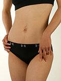 Under Armour Strength Bikini Women's (Black)