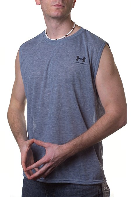 Under Armour Tight Tank Carbon