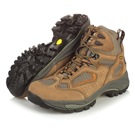 Vasque Breeze GTX Hiking Boot Men's (Taupe / Burnt Orange)