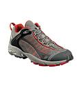 Vasque Velocity VST Trail Running Shoe Men's (Gull Gray / Pompeian Red)