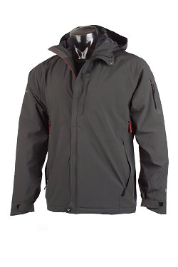 White Sierra Avalanche Canyon Jacket Men's