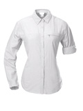 White Sierra Insect Shield Swamp Shirt Women's