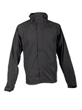 White Sierra Trabagon Rain Jacket Men's (Black)