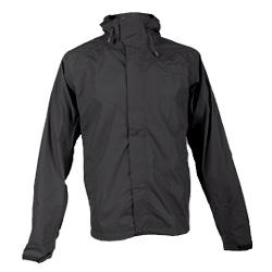 White Sierra Trabagon Rain Jacket Men's (Black)
