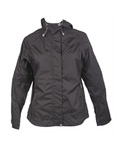 White Sierra Trabagon Rain Jacket Women's (Black)