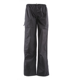 White Sierra Trabagon Rain Pant Women's (Black)